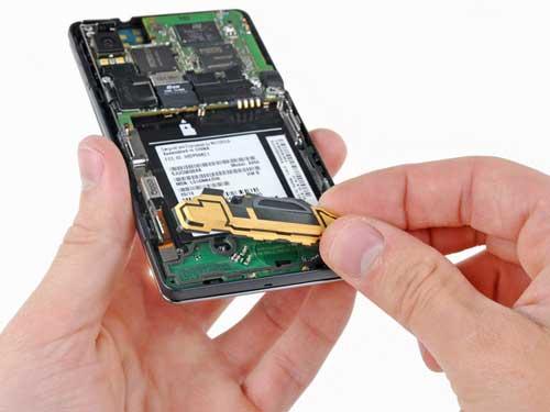 آموزش تعمیرات تخصصی همه قطعات و اجزای گوشی های موبایل، تبلت