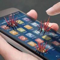 آموزش تعمیر ویروسی شدن تبلت