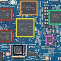 آموزش تعمیر پردازنده CPU موبایل